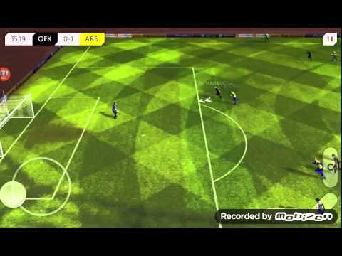 Qarabağ fk vs Arsenal dream league soccer oyunu