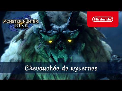 MONSTER HUNTER RISE — Réveillez votre esprit de Chasseur avec la démo gratuite ! (Nintendo Switch)