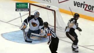 Sidney Crosby hat trick 12/2/10