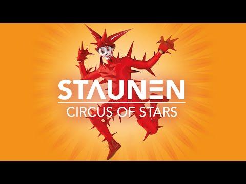 STAUNEN - Circus Of Stars Showtrailer