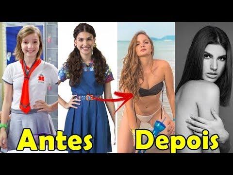 Meninas Que Mais Mudaram Em Chiquititas (2013 à 2018)