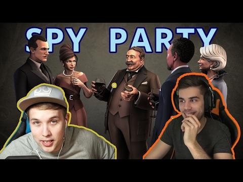 Jirka a GOGO - Kdo je špión? Spyparty