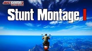 Just Cause 2 Multiplayer Stunt Montage I