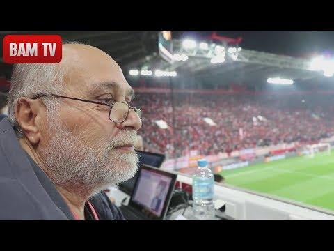 BAM TV  Έτρεμε η γη λύγισε ο Μέσι Ολυμπιακός-Μπαρτσελόνα 0-0