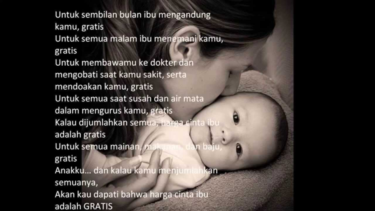 Kata Kata Sedih Hati Seorang Ibu