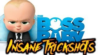 Boss Baby || Unbelieveable trickshots || Meta 8bp