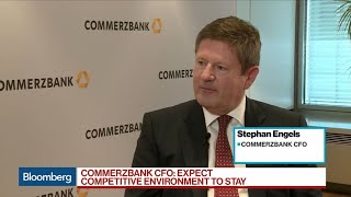 Commerzbank CFO on Earnings, Consolidation, Brexit