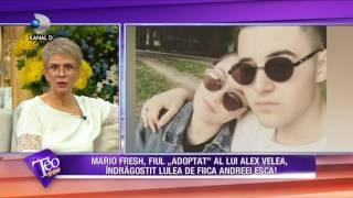 Teo Show (11.07.2017) - Mario Fresh, primele declaratii despre relatia cu fiica Andreei Es ...