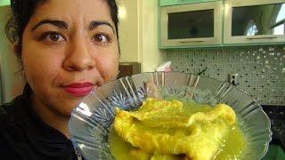 Receta de Huevos en salsa verde - Chilito de huevo