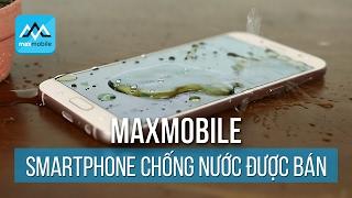 Những smartphone chống nước có thể mua trên thị trường hiện nay