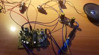 видео Двухдиапазонный радиоприемник