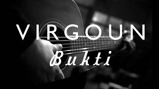 Virgoun Bukti Acoustic instrumental Karaoke Cover