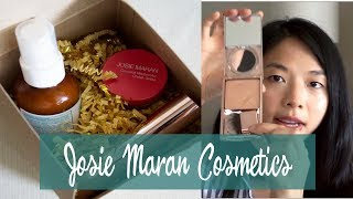 Closer Look // Josie Maran Argan Cosmetics