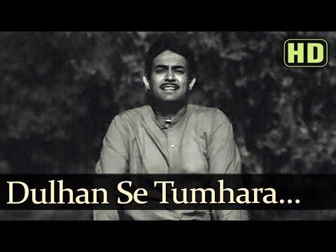 Dulhan Se Tumhara 1 - Sanjeev Kumar - Anokhi Raat - Bollywood Songs - Mukesh