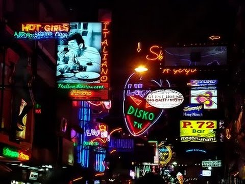 Prostitution à Bangkok [REPORTAGE]
