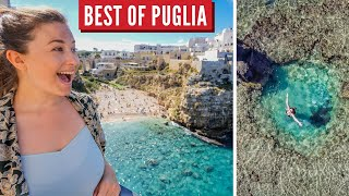 Puglia Has EVERYTHING! Swimming In Ancient Ruins | South Italy Travel Guide