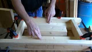 How To Build A Mobile Drill Press Base