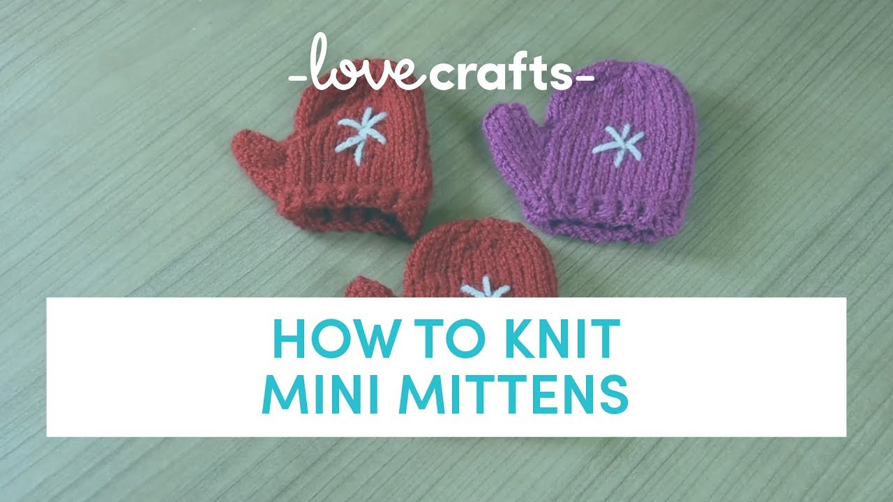kal a very berry christmas mini mittens loveknitting - Christmas Mittens