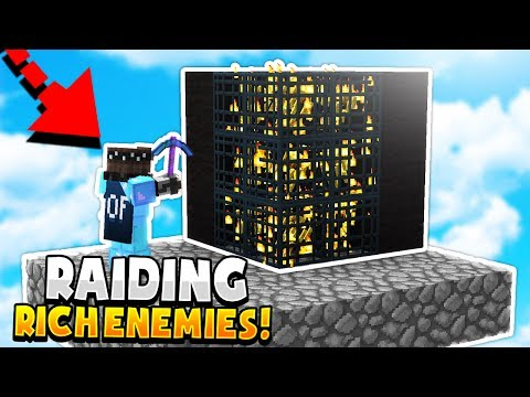 RAIDING THE 5TH RICHEST FACTION! | Minecraft FACTIONS #615