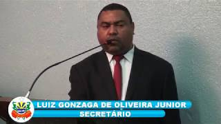Vereador Luizinho pronunciamento 14 07 2017