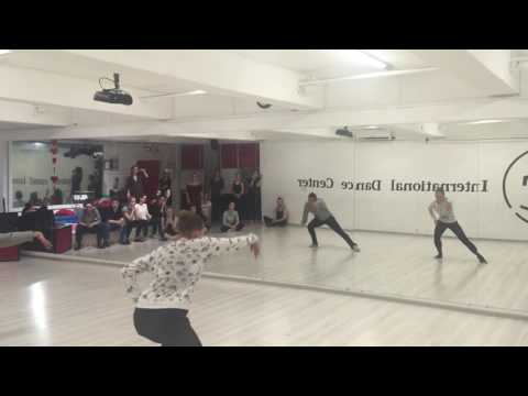 Contemporary Choreography Борис Шипулин, IDC- tomorrow land