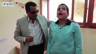 بالفيديو: مدير أمن الإسماعيلية يتفقد مدرسة النور والأمل