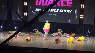 "M&Dance Studio | Udance show Lviv | Best dance show - ""Feel it still"" 