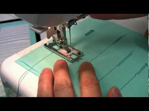 Janome G Series 40Step Buttonhole YouTube Inspiration 4 Step Buttonhole Sewing Machine