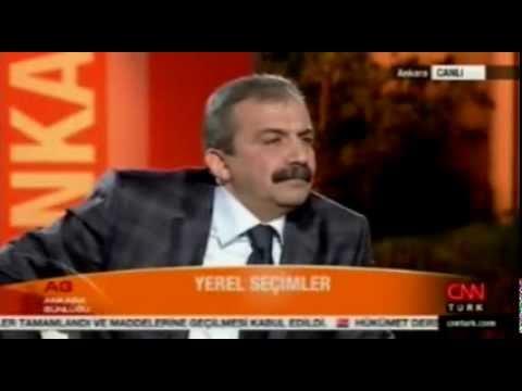 Sırrı Süreyya Önder CNN Türk 22 Şubat 2014