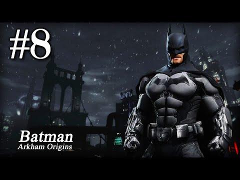 Batman Arkham Origins: Playthrough Part 8[Acquire the Disruptor and Escape the GCPD]