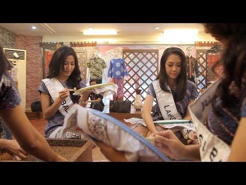 News Today: Lestari Budaya Indonesia | (17/02/2018) Miss Indonesia 2018