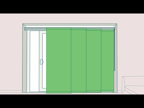 How to Install a Panel Blind