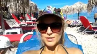 Наш Чудесный Отпуск! / Остров Корфу (Греция)(Видео о том, как мы с папулей отдыхали на острове Корфу в конце сентября 2016 года! Я покажу вам пляж, столицу..., 2016-10-04T10:16:10.000Z)