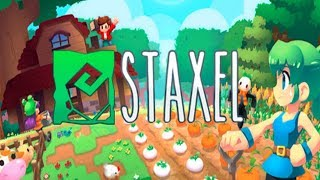 Staxel #12) Die Evoli Invasion