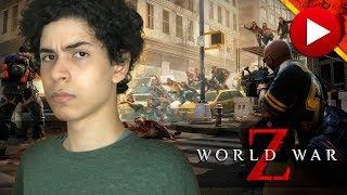 O MELHOR JOGO DE ZUMBI DA ATUALIDADE - DBRSTREAM ( WORLD WAR Z )