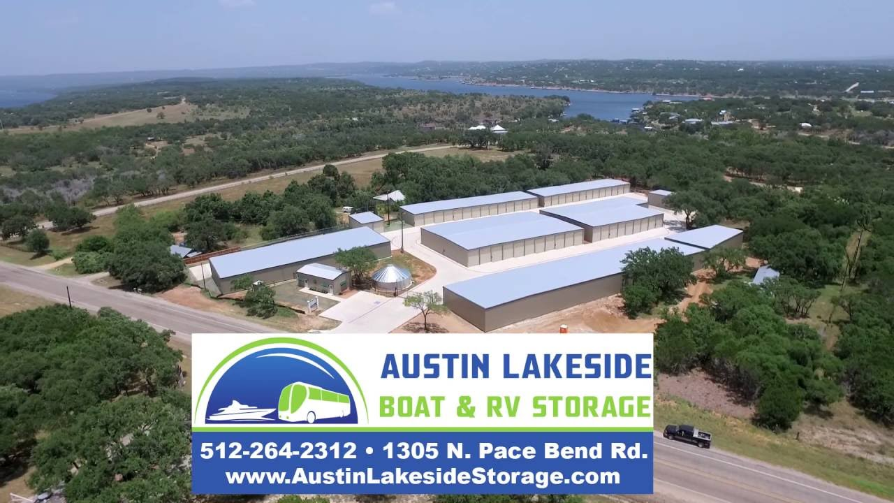 Austin Lakeside Boat Rv Storage