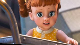 Woody meets Gabby Gabby Scene - TOY STORY 4 (2019) Movie Clip