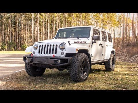 Jeep Wrangler Rubicon Review! | The Most Capable Stock Vehicle Out There?