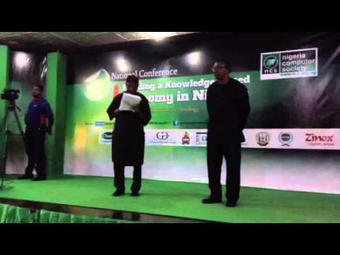 Why Nigeria Computer a Society Honoured Obi