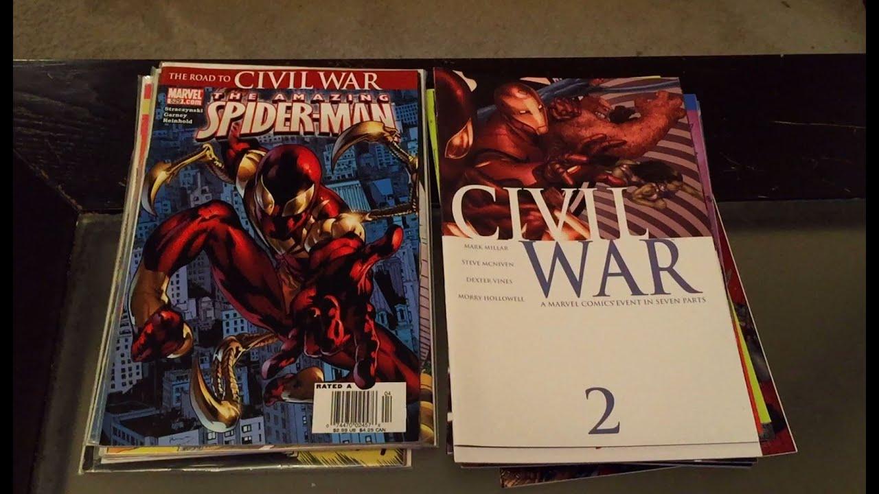marvel civil war pdf comics