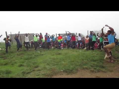 ZULU DANCE YOUNG STARS OF UMBANGWENI
