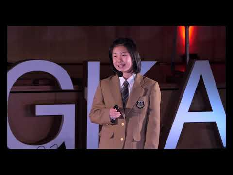 English And Intercultural Communication  | Ayame Mochizuki | TEDxGKA
