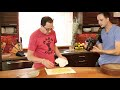 Roasted Chickpeas healthy recipe by SAM THE COOKING GUY