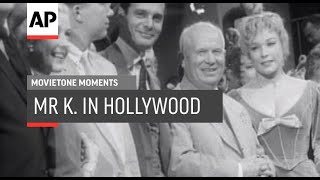 Gambar cover Mr K in Hollywood - 1959 | Movietone Moment | 27 Sept 19