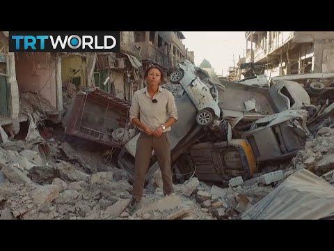 Mosul Retaken: Old city destroyed during anti-Daesh operation