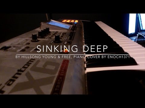 An instrumental of Sinking Deep by Hillsong Y&F