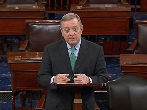 Durbin on Paris Shooting: 'Attack on Free Press'