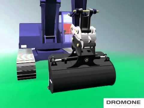 3 Dromone   Tilt Bucket   Animation mp3ify dot com
