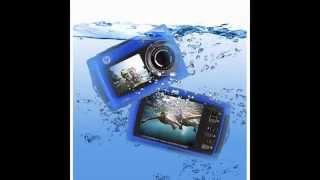 Фотоаппарат купить водонепроницаемый HP c150W, цифровой фотоаппарат.(Фотокамера для съемки качественных фотографий под водой на глубинах до 3 метров. Заказать на сайте: http://hp-ua.co..., 2015-11-25T14:42:39.000Z)