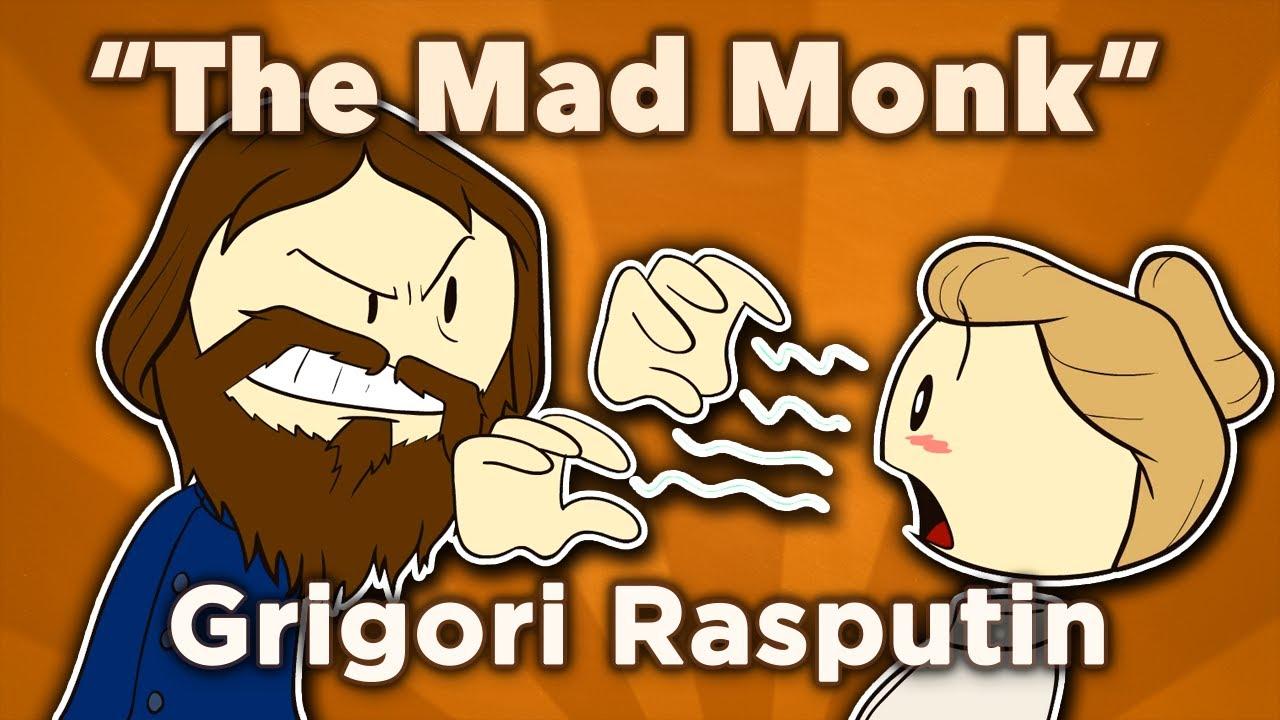 ♫ Mad Monk - Grigori Rasputin - Extra History Music